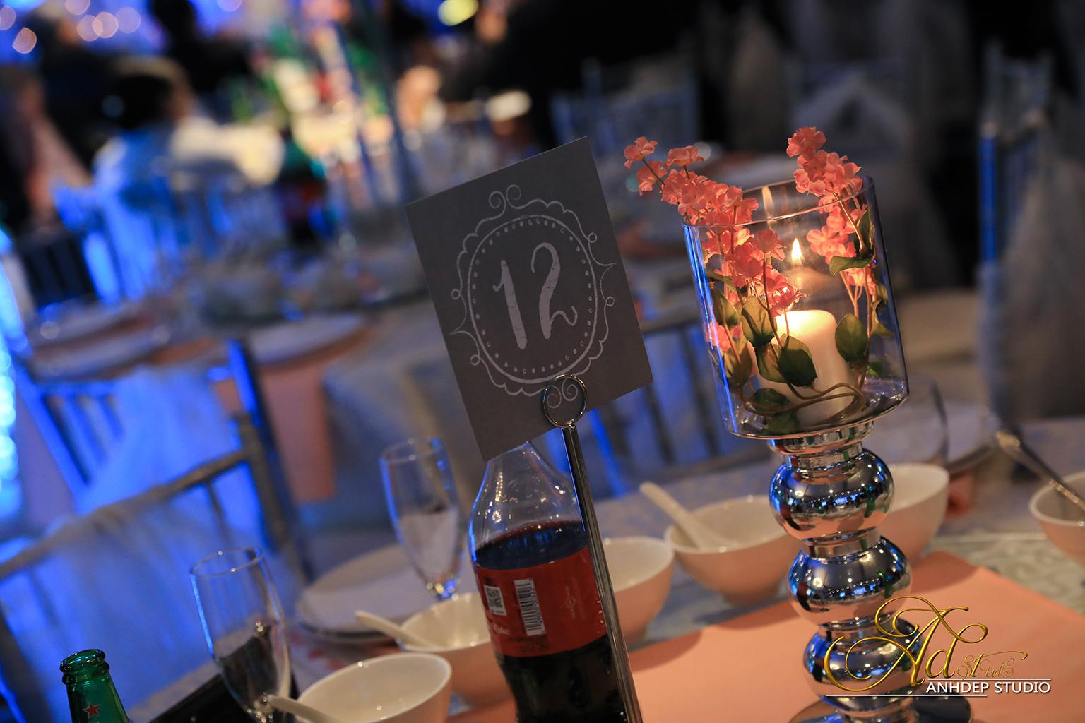 Wedding Decorations, Reception Decoration