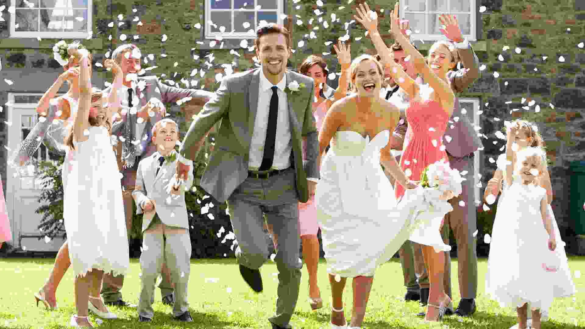 Antony & Kaila's  wedding