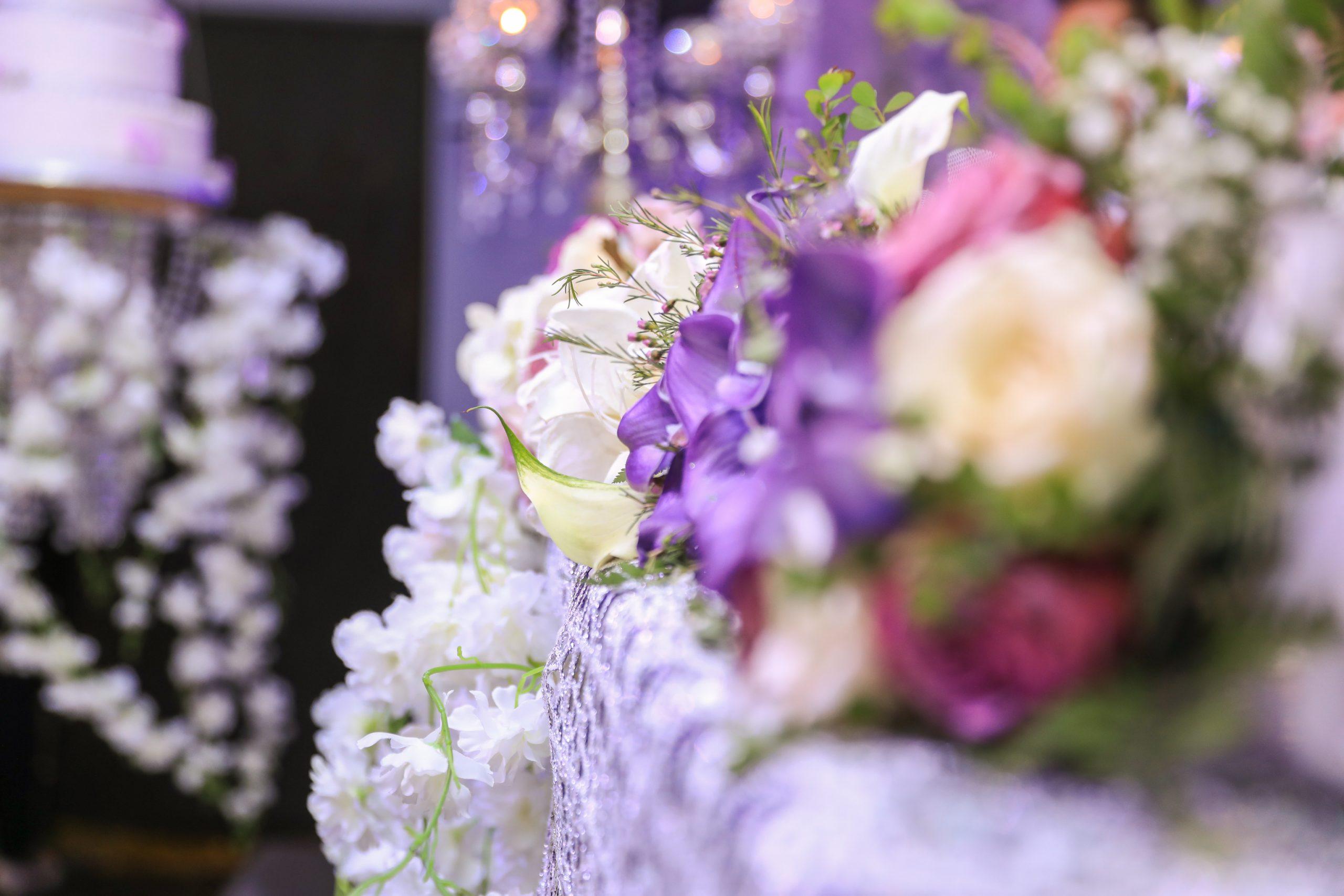 Decoration Purple