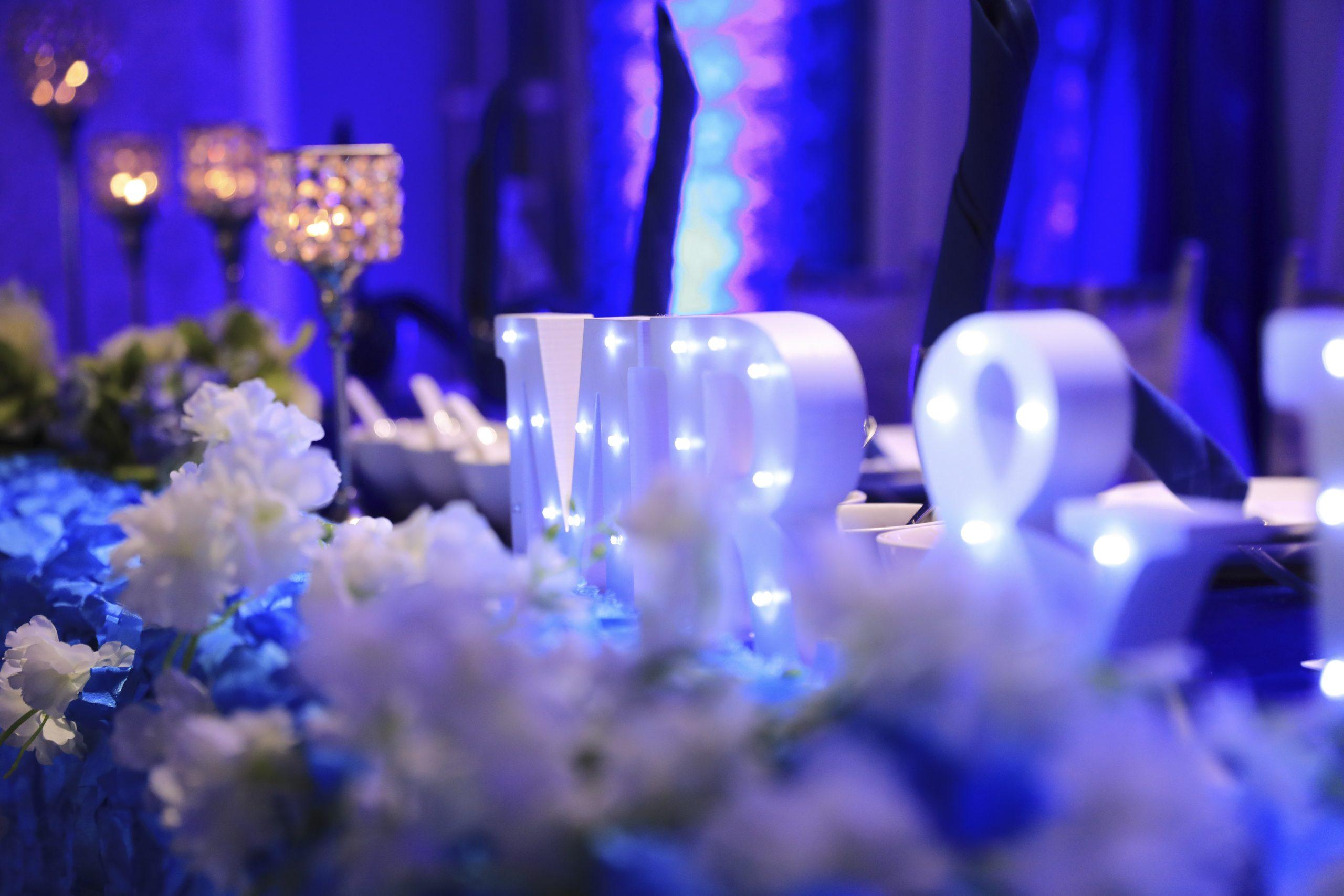 Decoration Blue